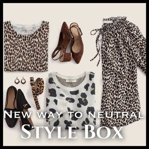 Sweaters - NEW WAY TO NEUTRAL STYLE BOX